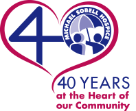 Michael Sobell 40 years logo