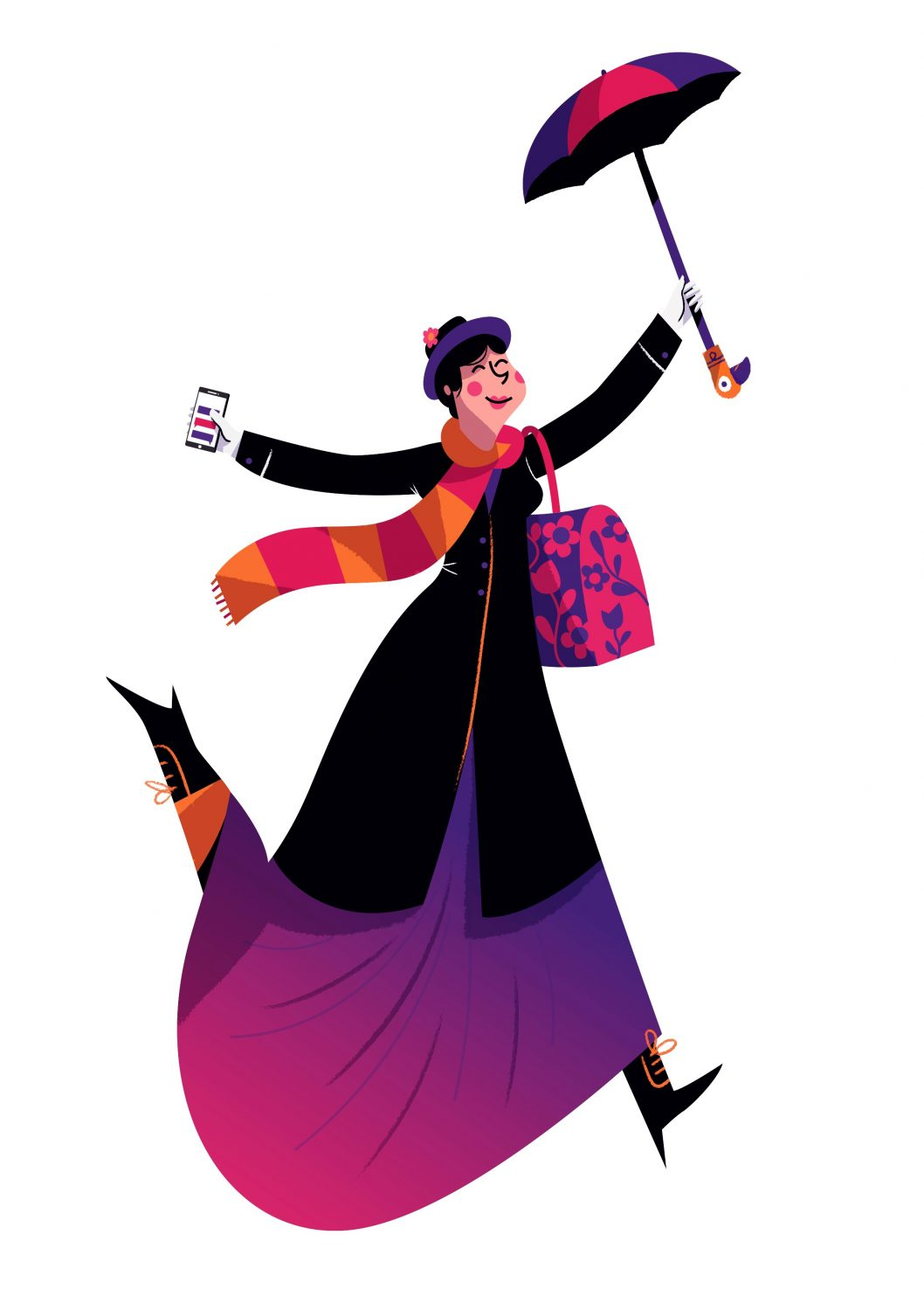 New Mary Poppins